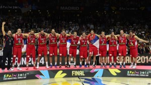 serbia basketball team
