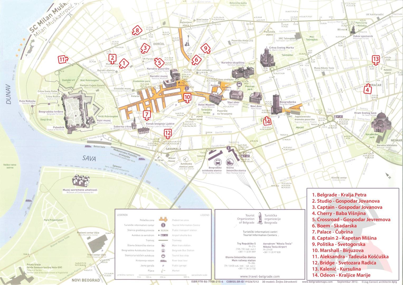 Belgrade Tourist Guide 381641948907 Belgrade Apartment