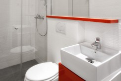 Bathroom - Luxury Studio - Belgrade Apartment