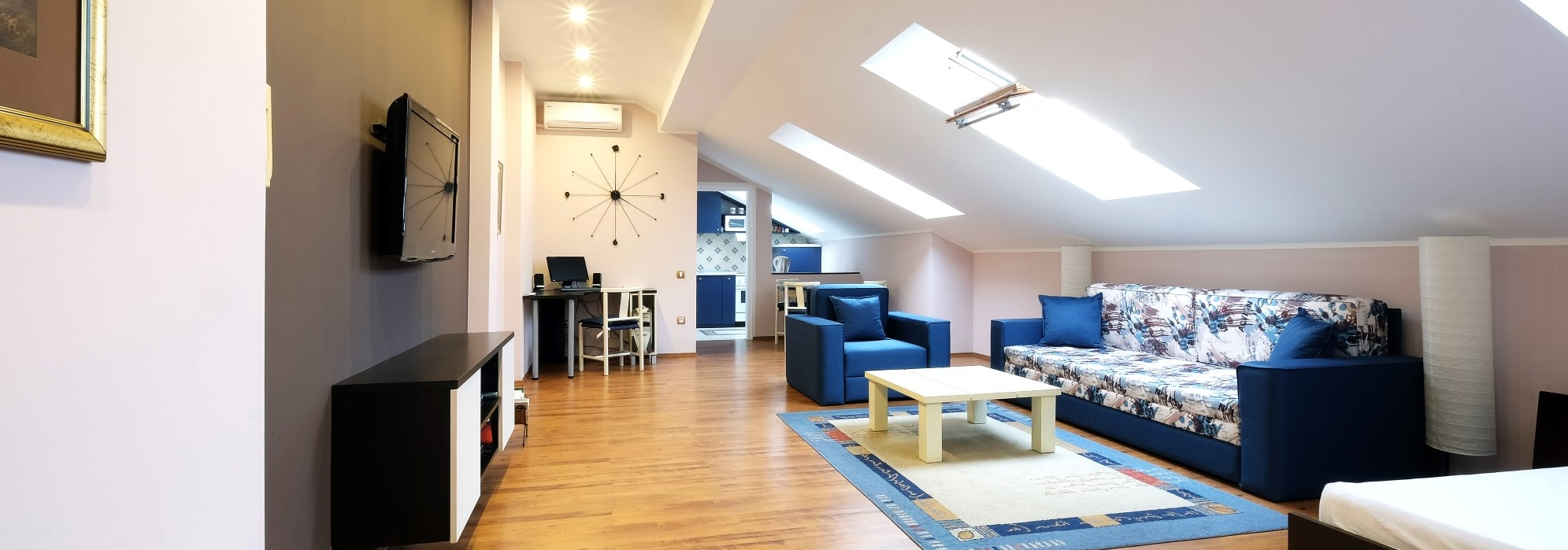 Belgrade – Comfort Studio – Ideal for Friends or Young Couples – From 39€
